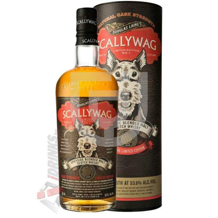 Scallywag Cask Strength No.2 Whisky [0,7L|54,1%]