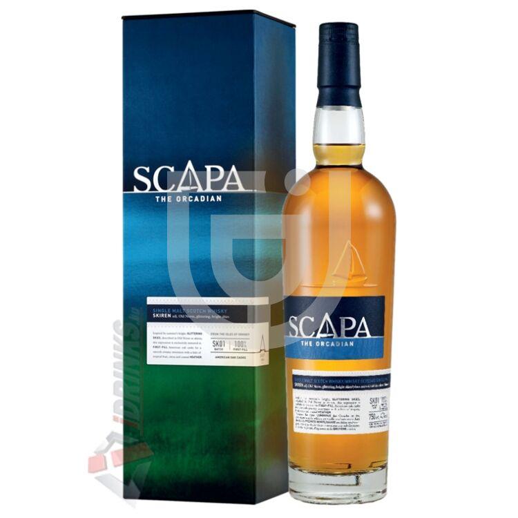 Scapa Orcadian Skiren Whisky [0,7L|40%]