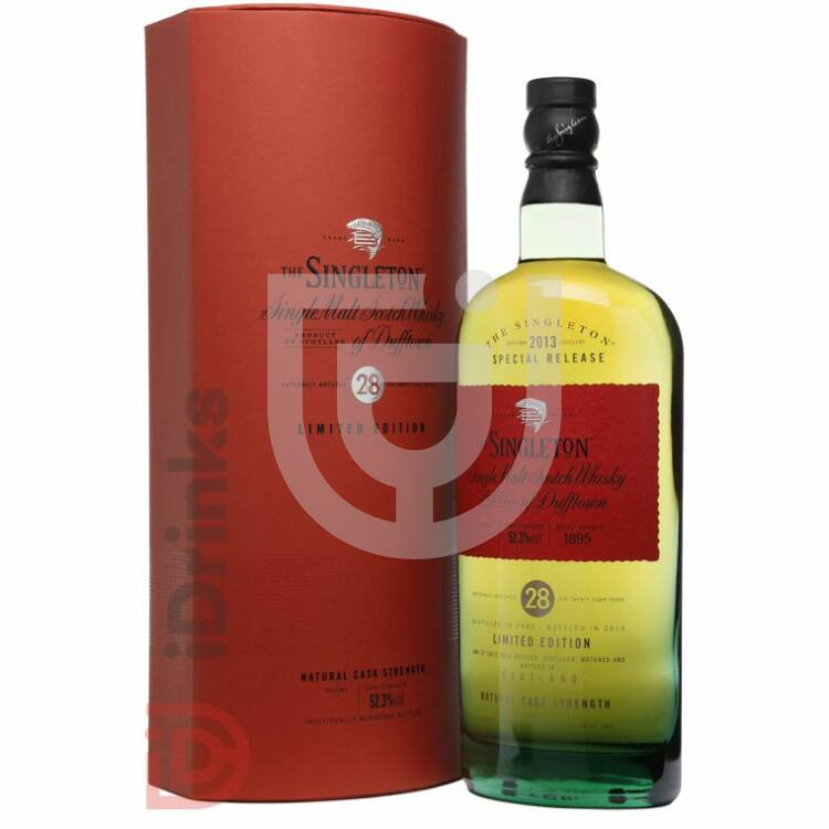 Singleton 28 Years Natural Cask Strength Whisky [0,7L|52,3%]