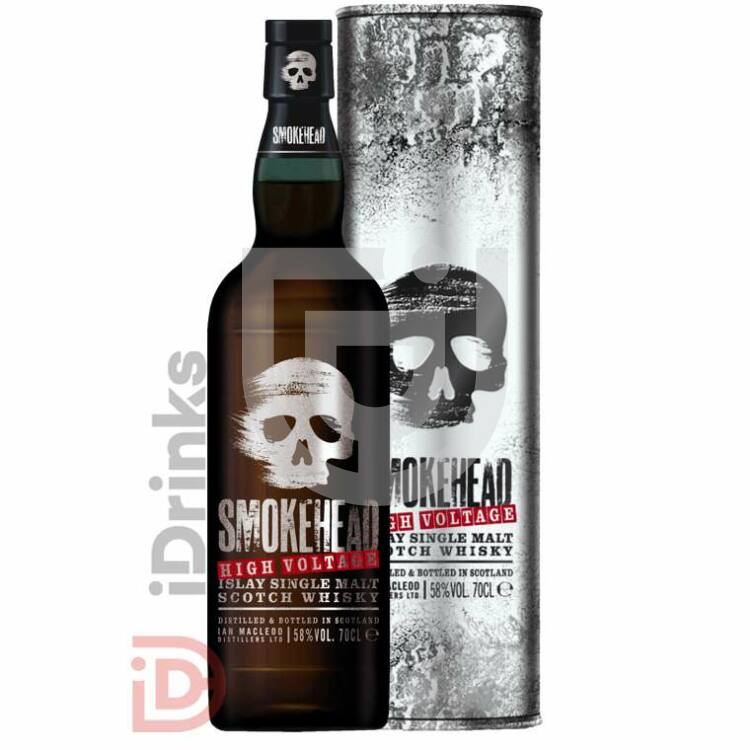 Smokehead High Voltage Edition Whisky [0,7L|58%]