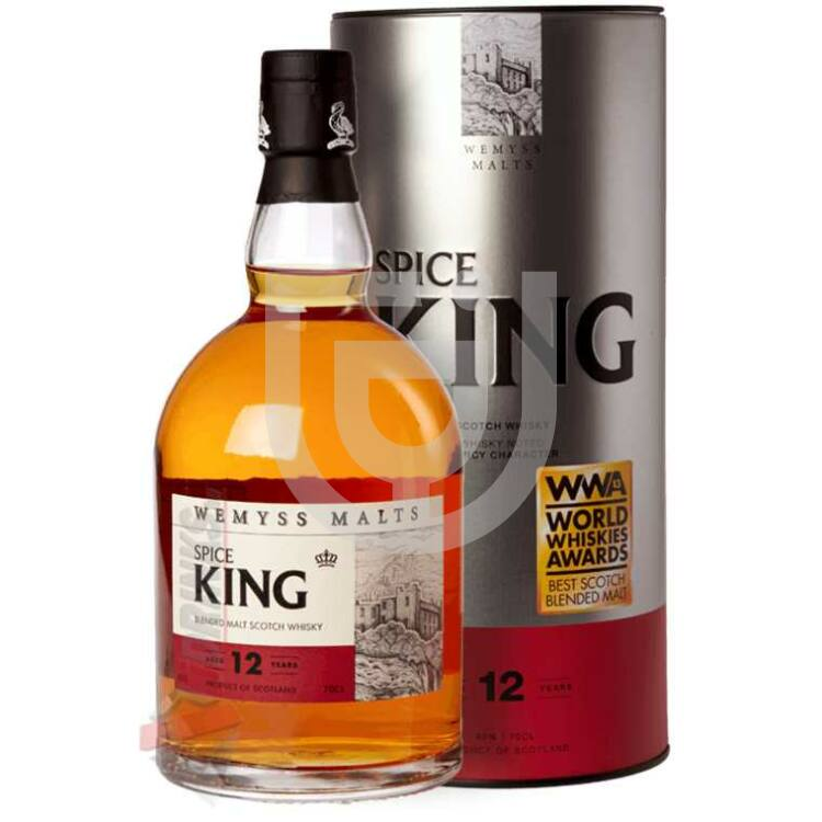 Spice King 12 Years Whisky [0,7L|40%]
