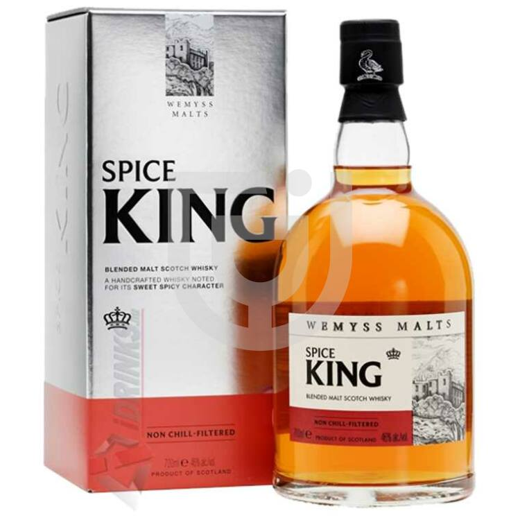 Spice King Whisky [0,7L|46%]