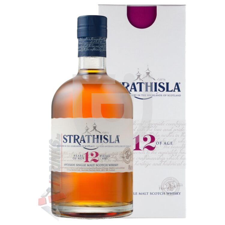 Strathisla 12 Years Whisky [0,7L 40%]