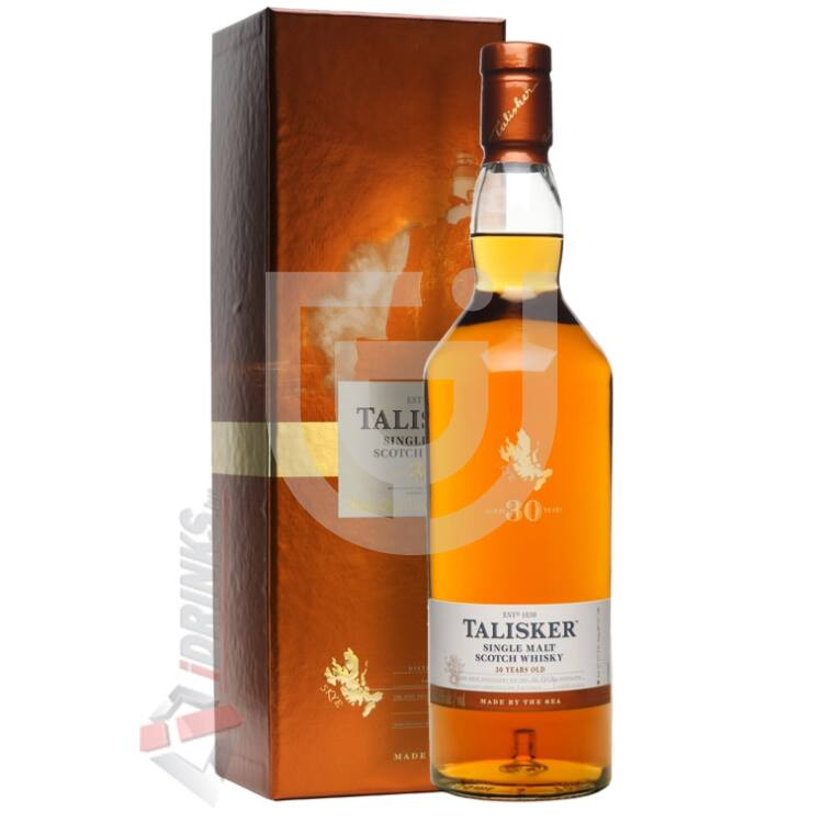 Talisker 30 Years Whisky [0,7L|45,8%]