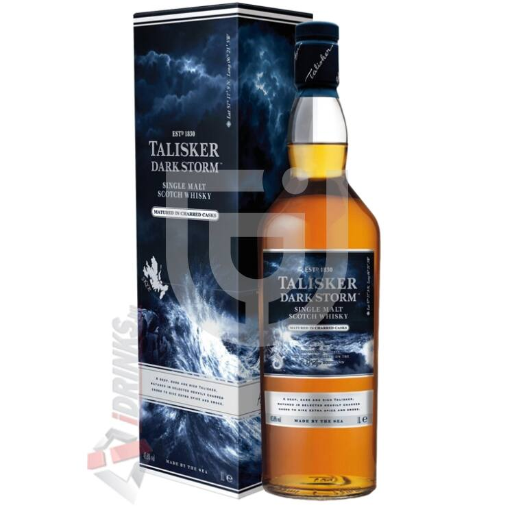 Talisker Dark Storm Whisky [1L|45,8%]