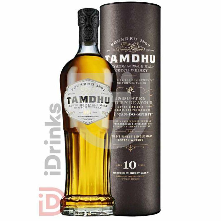 Tamdhu 10 Years Whisky [0,7L|40%]