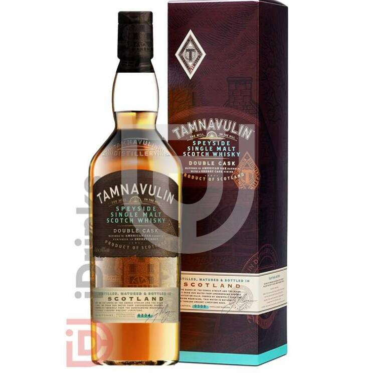 Tamnavulin Double Cask Speyside Whisky [0,7L|40%]