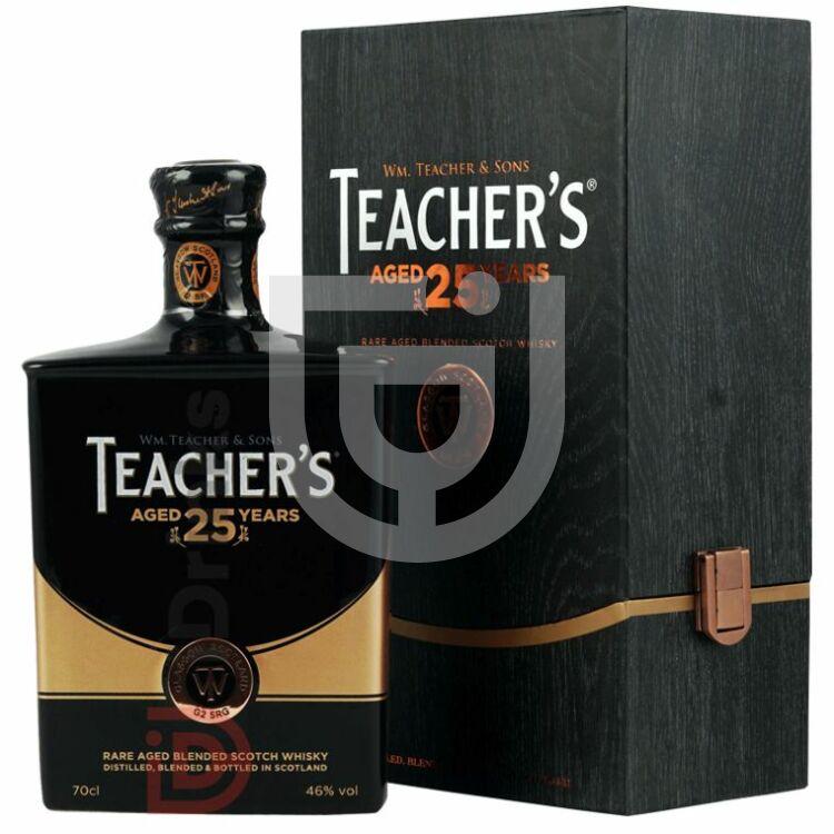 Teachers 25 Years Whisky [0,7L|46%]