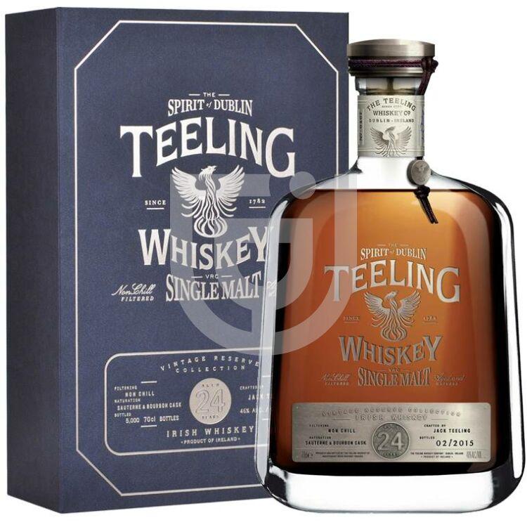 Teeling Vintage Reserve 24 Years Whiskey [0,7L|46%]