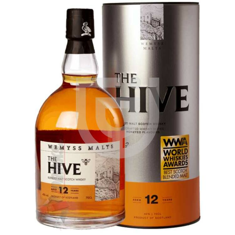 The Hive 12 Years Whisky [0,7L|40%]