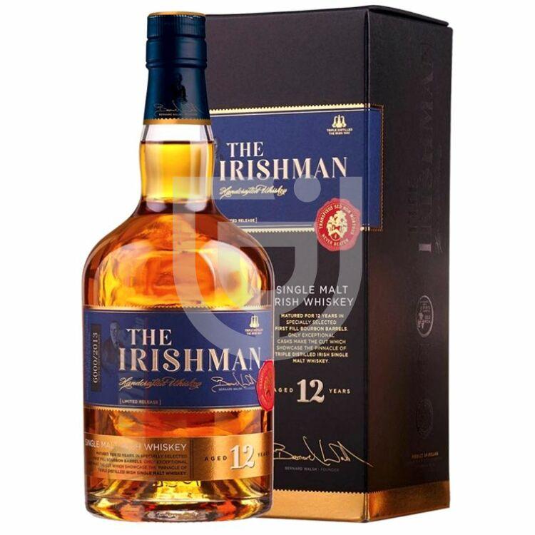 The Irishman 12 Years Whiskey [0,7L|43%]