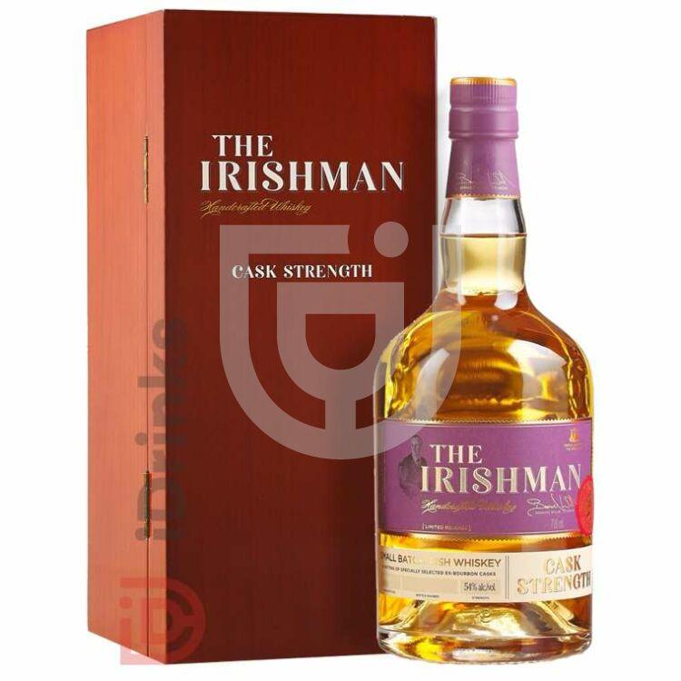 The Irishman Cask Strength Whiskey [0,7L 54,8%]