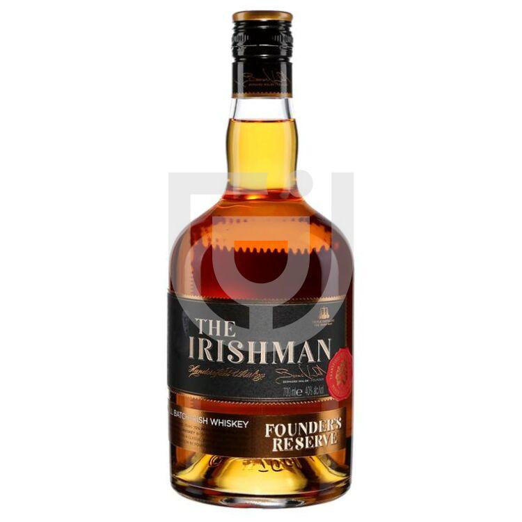 The Irishman Founders Reserve Whiskey [0,7L|40%]