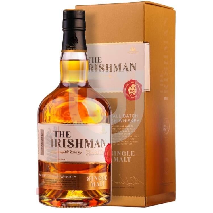 The Irishman Single Malt Whiskey [0,7L|40%]