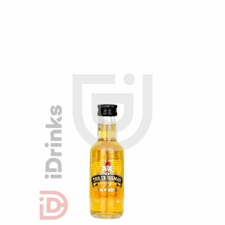 The Irishman Single Malt Whiskey Mini [0,05L|40%]