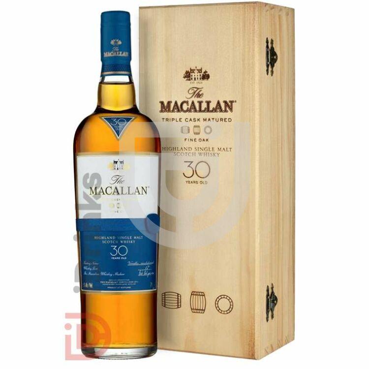 Macallan Fine Oak 30 Years Whisky [0,7L 43%]