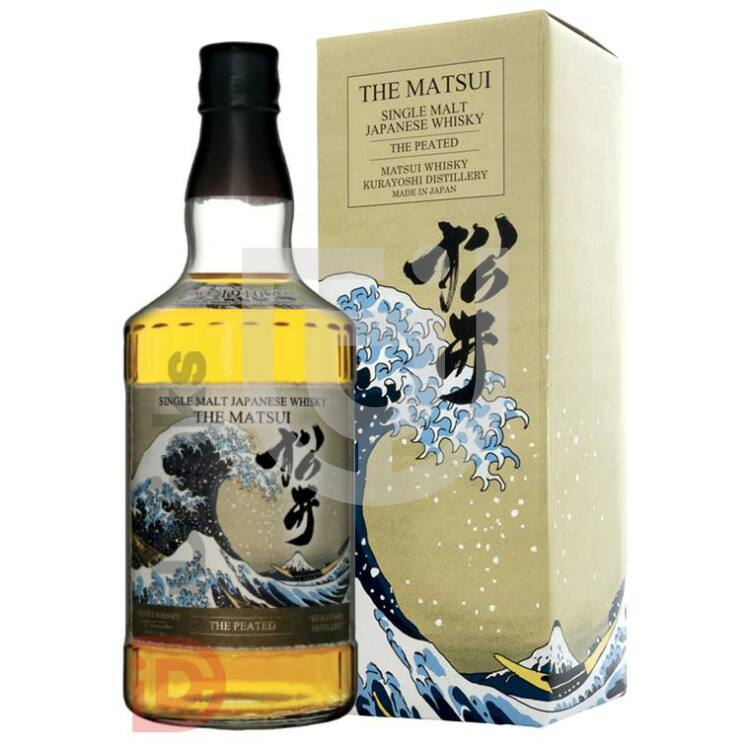 The Matsui Peated Whisky [0,7L 48%]
