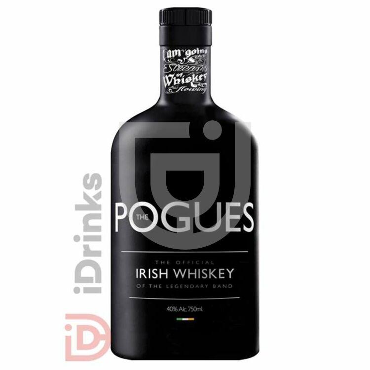 The Pogues Irish Whiskey [0,7L 40%]