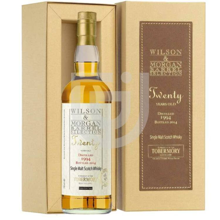 Tobermory 20 Years Sherry Wood Whisky [0,7L 50%]