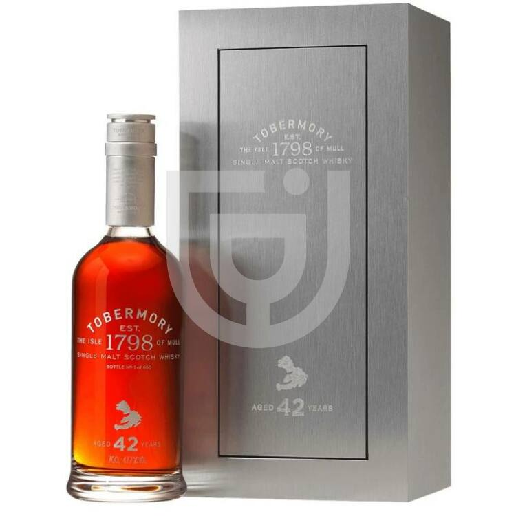 Tobermory 42 Years Whisky [0,7L 47,7%]
