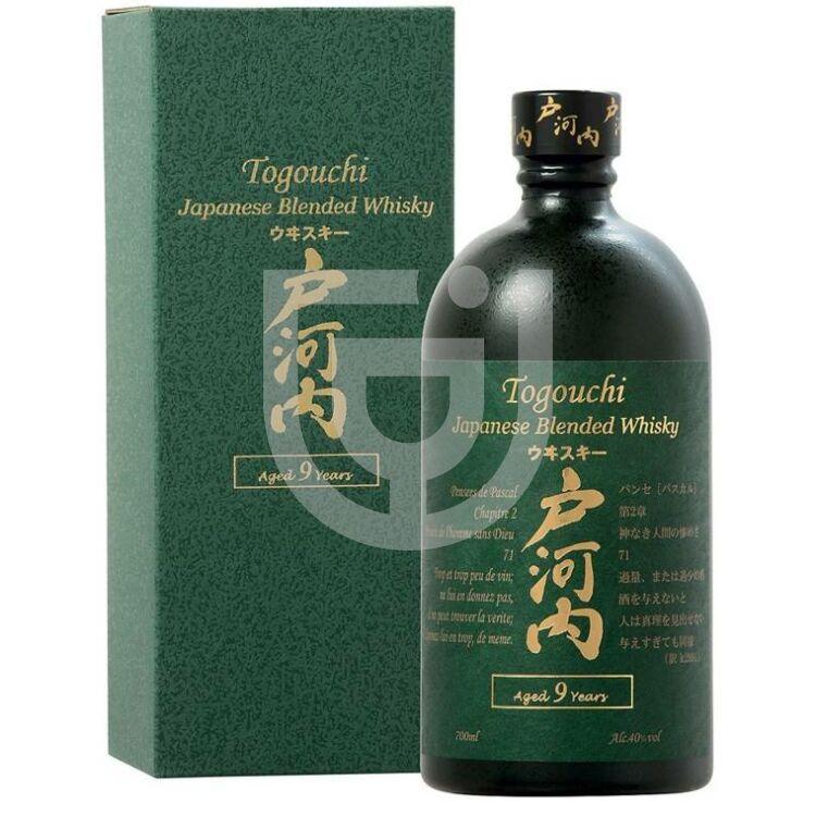 Togouchi 9 Years Whisky [0,7L|40%]