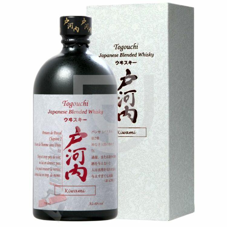 Togouchi Kiwami Blended Whisky [0,7L 40%]