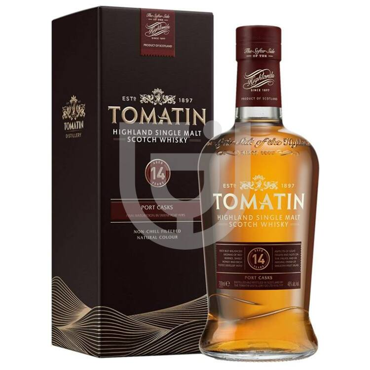 Tomatin 14 Years Whisky [0,7L 46%]
