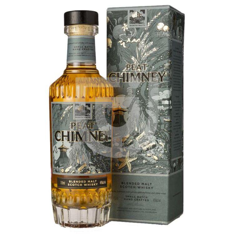Peat Chimney Whisky [0,7L 46%]