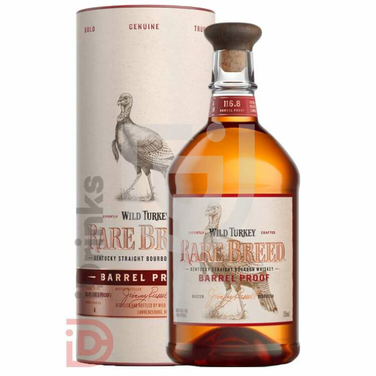Wild Turkey Rare Breed Whiskey [0,7L|58,4%]
