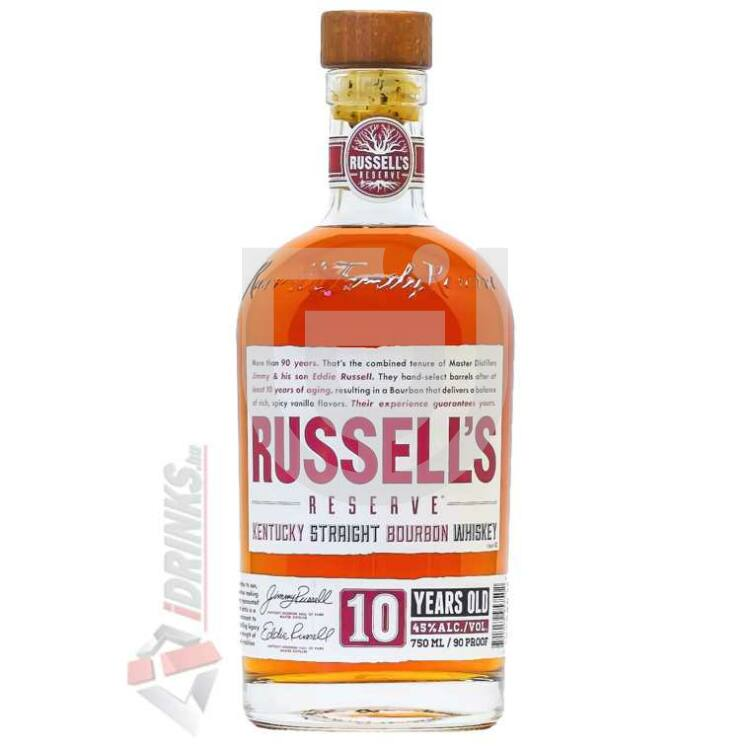 Wild Turkey Russell's Reserve 10 Years Whiskey [0,75L|45%]
