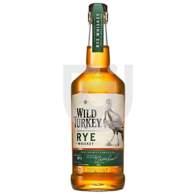 Wild Turkey Rye 101 Proof Bourbon Whiskey [1L 50,5%]