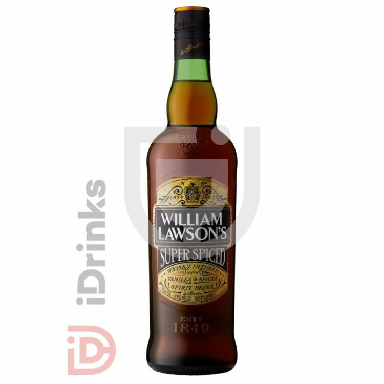 William Lawsons Super Spiced Whisky [1L 35%]