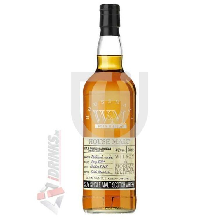 Wilson&Morgan House Malt Whisky [0,7L 43%]