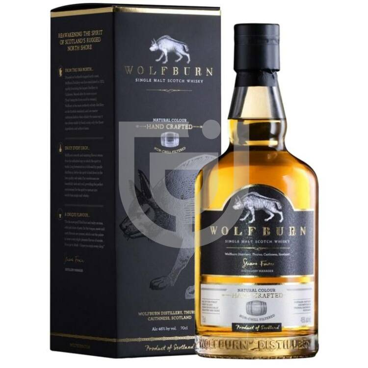 Wolfburn Northland Whisky [0,7L 46%]