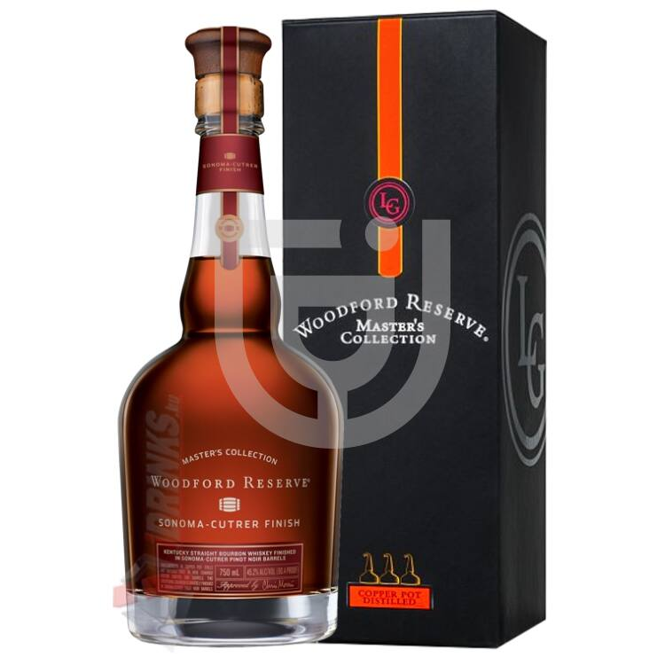 Woodford Reserve Sonoma-Cutrer Whiskey [0,7L|45,2%]
