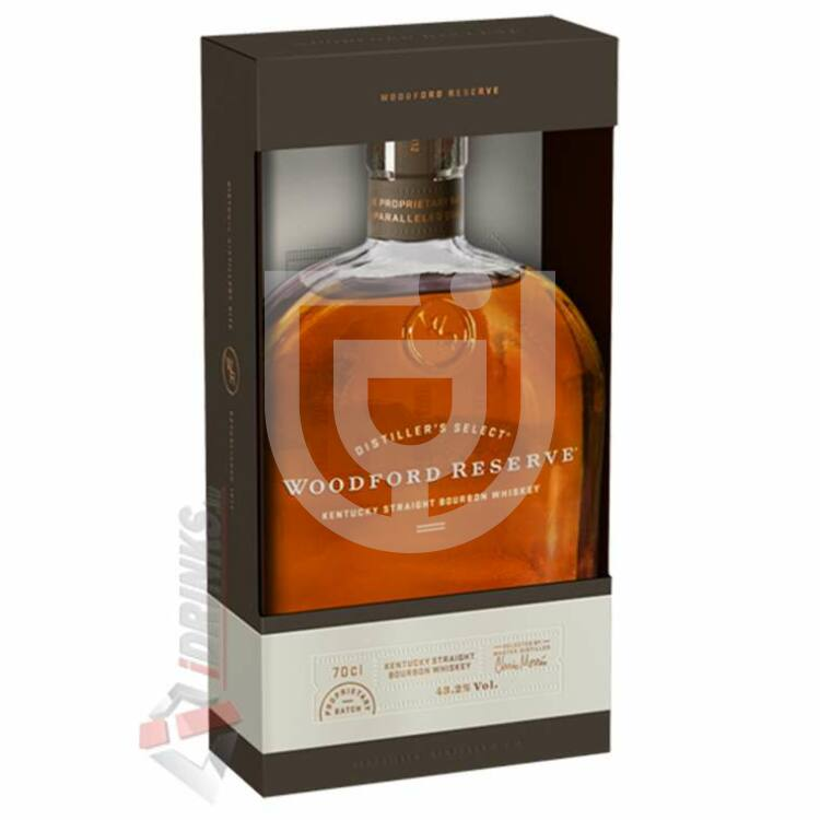 Woodford Reserve Whiskey (DD) [0,7L|43,2%]