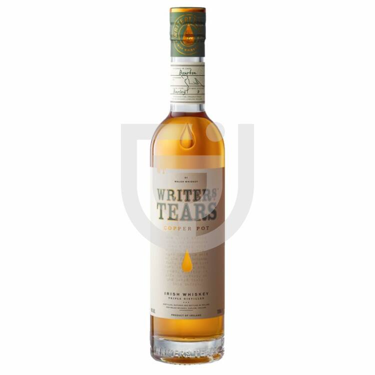 Writers Tears Copper Pot Whiskey [0,7L|40%]