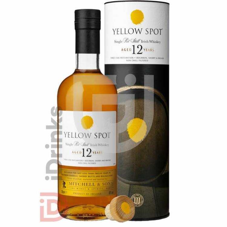 Yellow Spot 12 Years Whiskey [0,7L|46%]