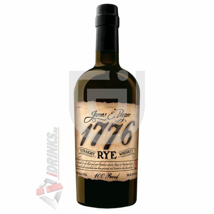 1776 Rye Whiskey [0,7L 50%]