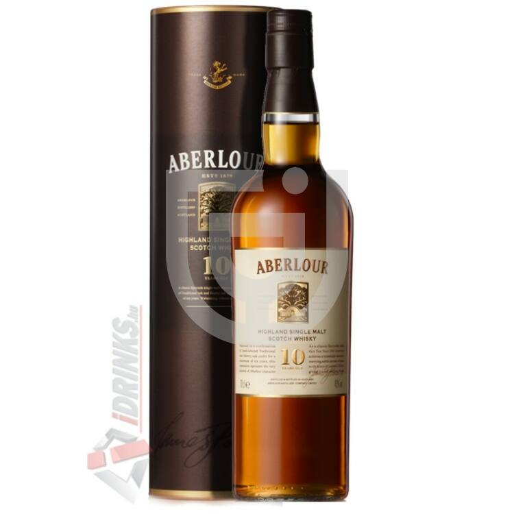 Aberlour 10 Years Whisky [0,7L|40%]