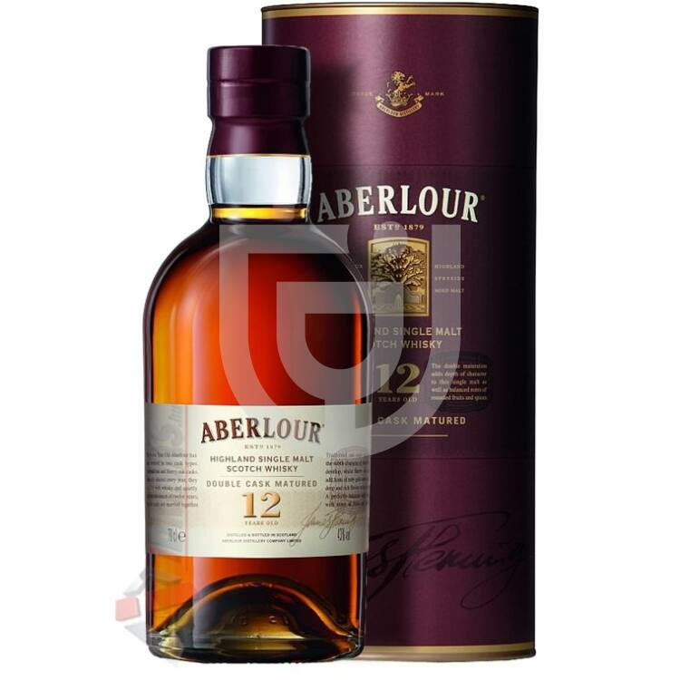 Aberlour 12 Years Double Cask Matured Whisky [1L 40%]