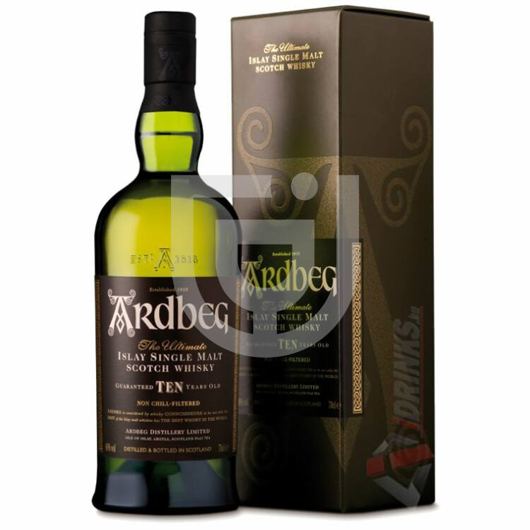 Ardbeg 10 Years Whisky [0,7L|46%]