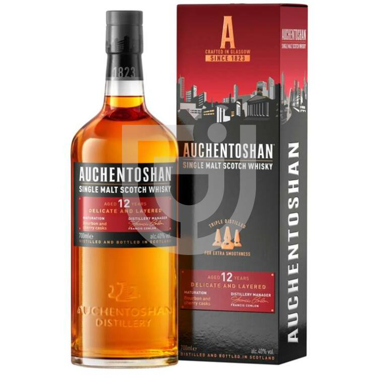 Auchentoshan 12 Years Whisky [0,7L 40%]