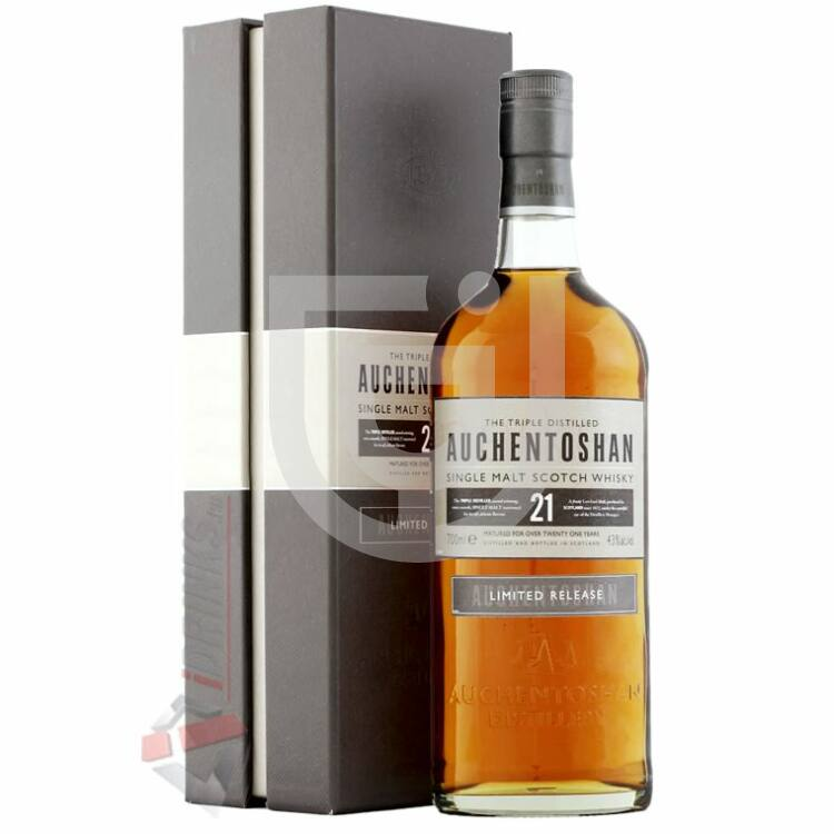 Auchentoshan 21 Years Limited Release Whisky [0,7L|43%]