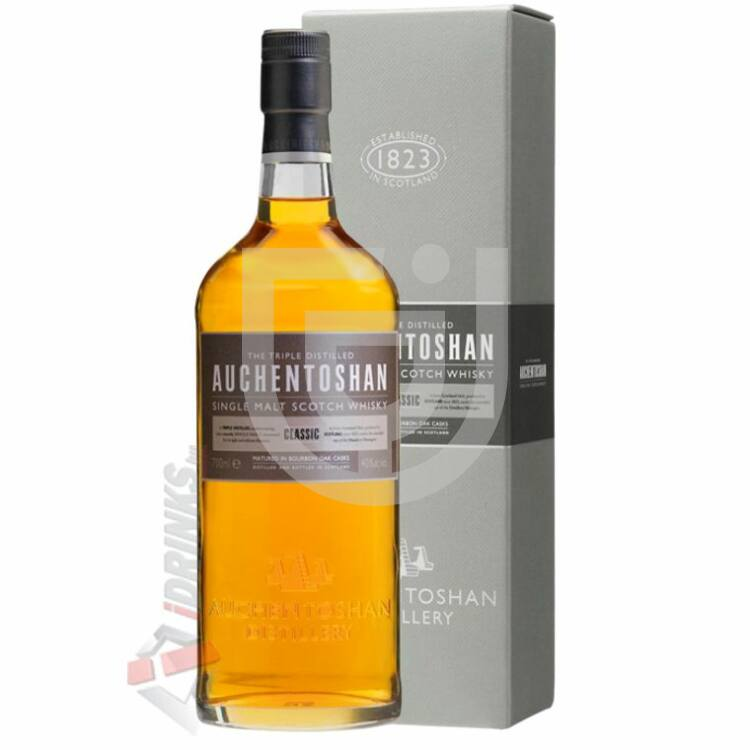 Auchentoshan Classic Whisky [0,7L 40%]