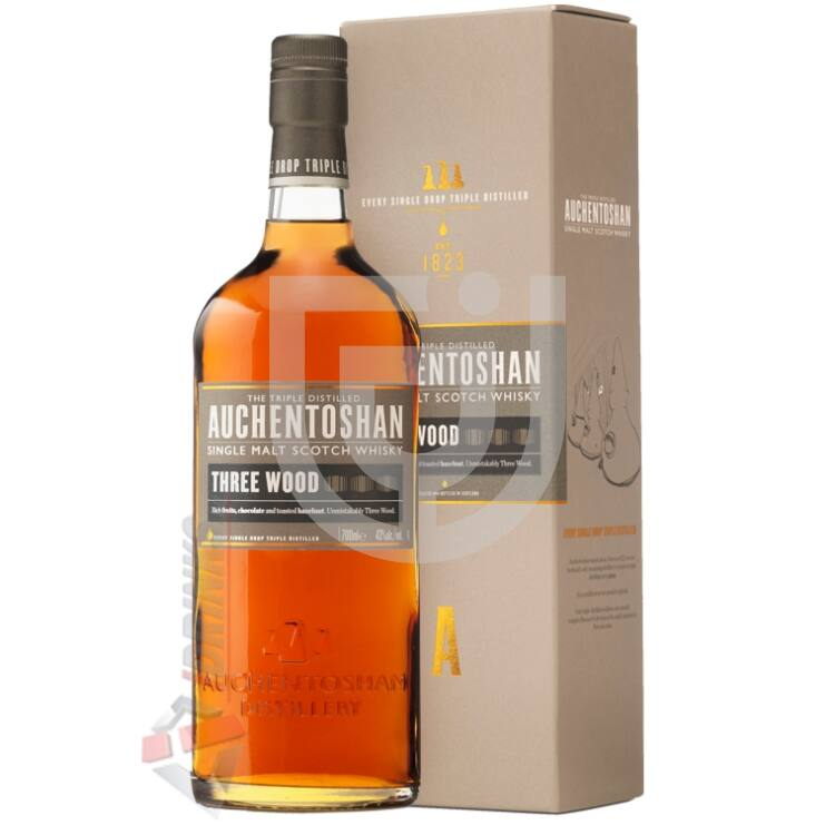 how to drink auchentoshan three wood