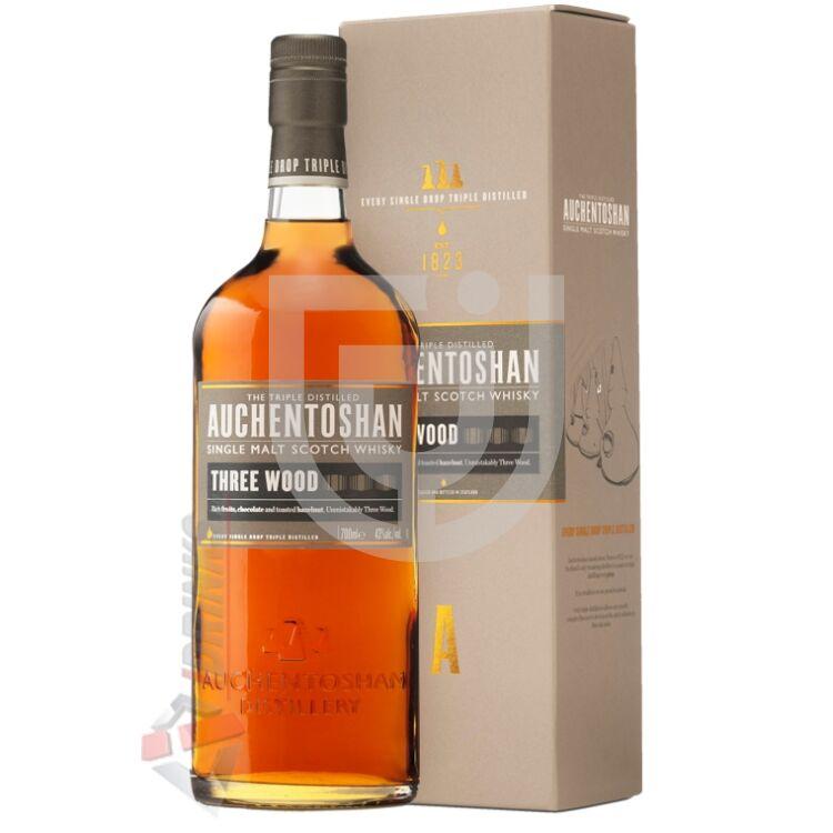 Auchentoshan Three Wood Whisky [0,7L|43%]