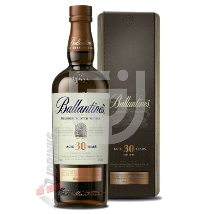 Ballantines 30 Years Whisky (FDD) [0,7L|43%]