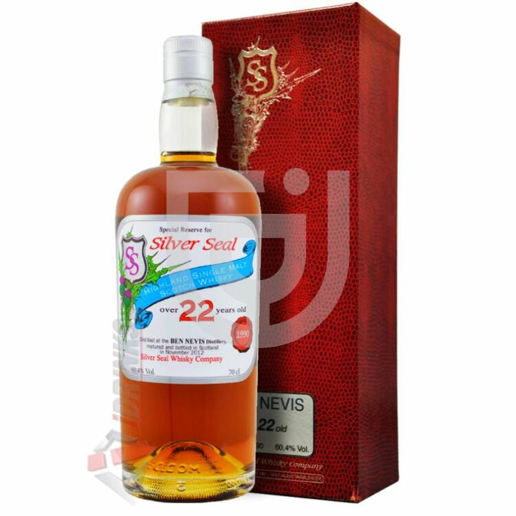 Ben Nevis Silver Seal 22 Years Whisky [0,7L|60,4%]