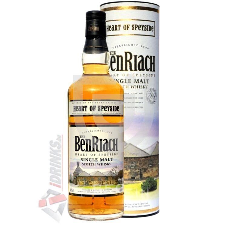 Benriach Heart of Speyside Whisky [0,7L 40%]